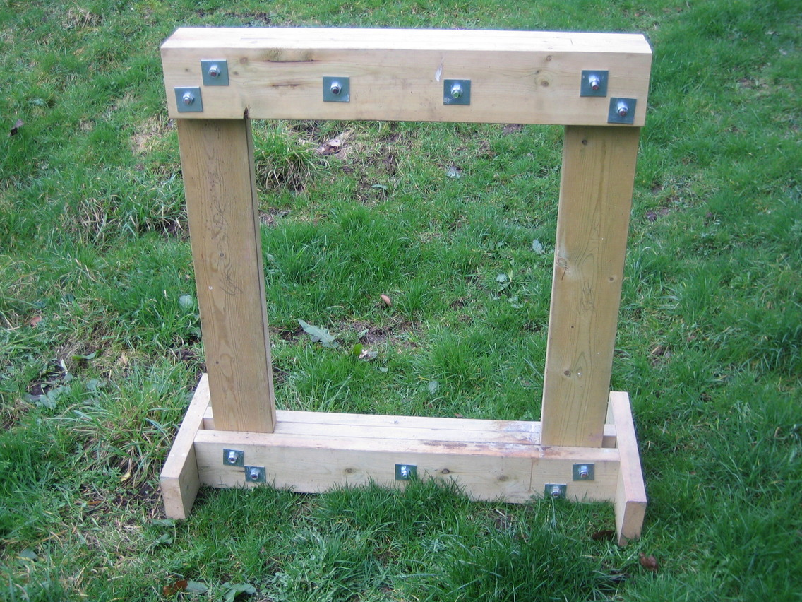 how to build a cider press plans